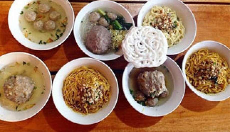 5 Bakso Enak Di Bandung