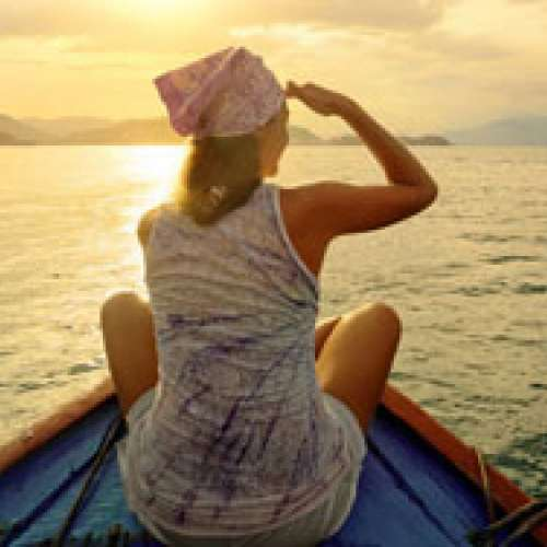 Solo Women Travelers in Indonesia
